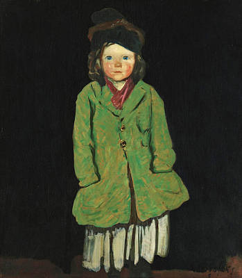 Painting - Lily Williams by George Benjamin Luks