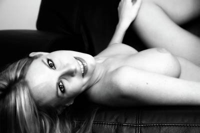 Adult Photograph - Lines And Angles Bw by Richard Hemingway