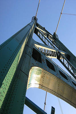 Lions Gate Bridge  Original by Joseph G Holland