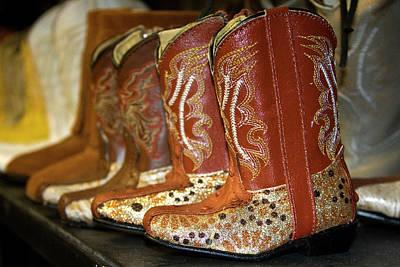 Photograph - Little Cowboy Boots by Gravityx9 Designs