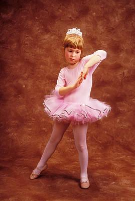 Little Dancer Print by Garry Gay