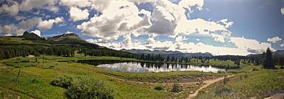 Photograph - Little Molas Lake by Crystal Magee