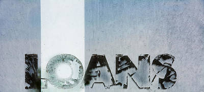 Photograph - Loans by KM Corcoran