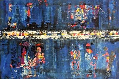 Painting - London by Paul Pulszartti