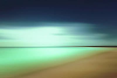 Abstracted Photograph - Long Day Gone by Matt Anderson