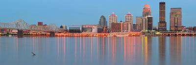 Mammoth Photograph - Long Louisville by Frozen in Time Fine Art Photography