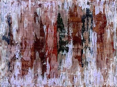 Antea Painting - Long Winter by Antea