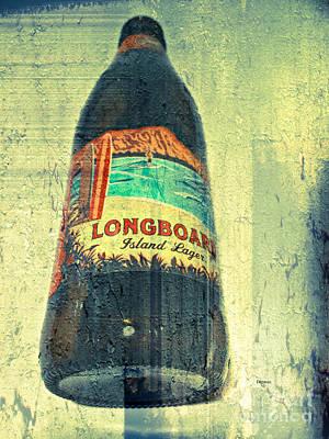 Beer Photograph - Longboard  by Steven  Digman