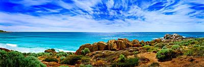 Wa Photograph - Look To The Horizon by Az Jackson