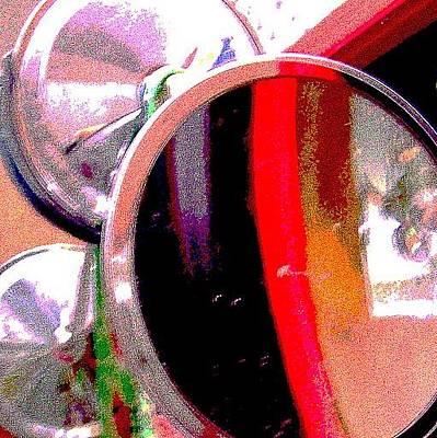 Photograph - Looking Glass by YoMamaBird Rhonda