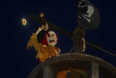 Spooky Digital Art - Lost Dutchman by David Lee Thompson