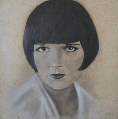 Louise Print by Lynet McDonald