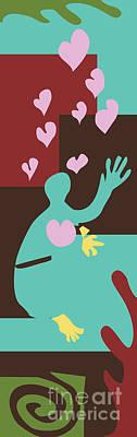 Love - Celebrate Life 2 Original by Xueling Zou