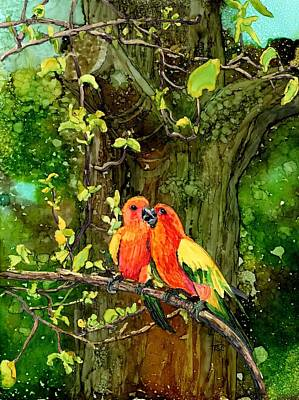 Love And Accord Original by Tammy Crawford