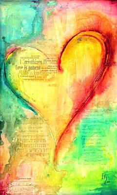 Love Is Original by Ivan Guaderrama