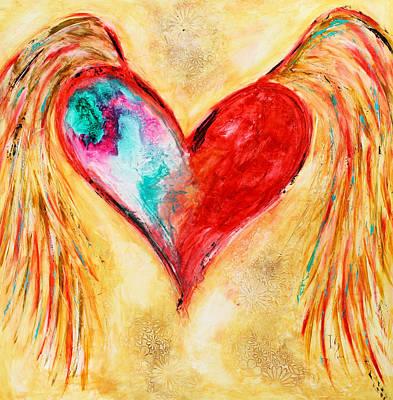 Love Sweet Love Original by Ivan Guaderrama