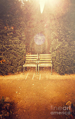 Empty Chairs Photograph - Loveless In Loss by Jorgo Photography - Wall Art Gallery