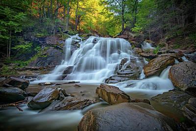 Catskill Photograph - Lower Kaaterskill Falls II by Rick Berk