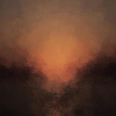 Eternity Digital Art - Luminous Descent by Lonnie Christopher