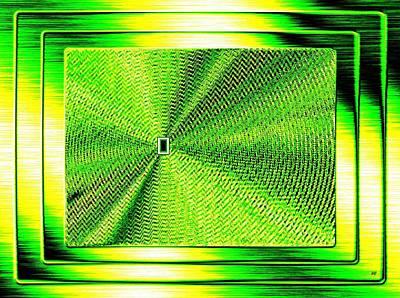 Luminous Energy 14 Print by Will Borden