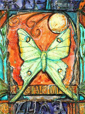 Luna Original by Patricia Allingham Carlson
