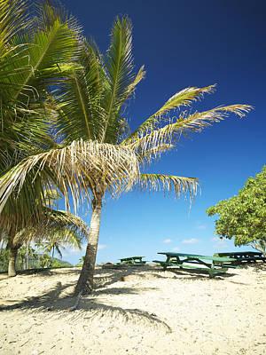 Lydgate Beach On Kauai Print by Kicka Witte - Printscapes