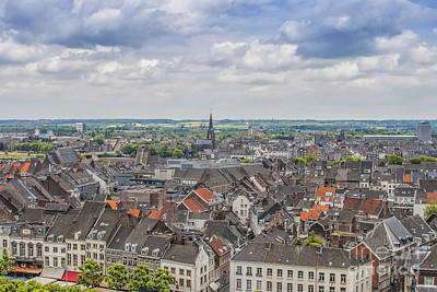 Maastricht Photograph - Maastricht In The Netherlands by Patricia Hofmeester