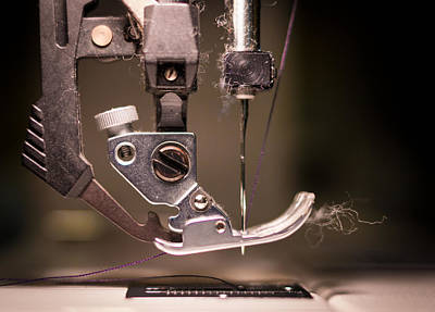 Close-up Photograph - Machine by Phillip Schafer