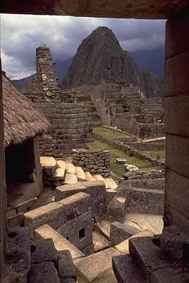 Photograph - Machu Picchu by Travel Pics