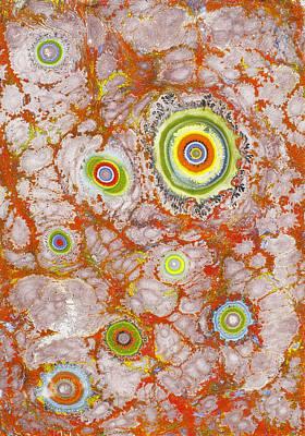 Macrocosm And Microcosm Original by Art Baciar