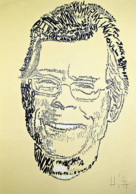 Made Out Of Words Stephen King Original by Jacob  Hitt