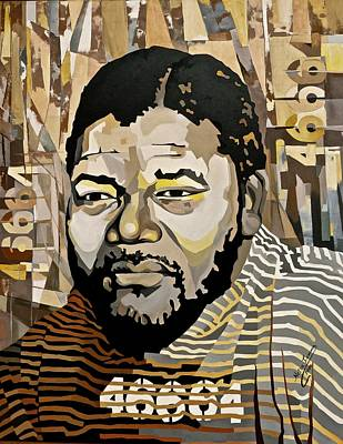 Madiba  Print by Netsa Lemma
