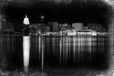 Corporate Art Photograph - Madtown Grunge by Todd Klassy