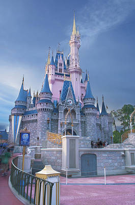 Magic Kingdom Photograph - Magical Moments by Ryan Crane