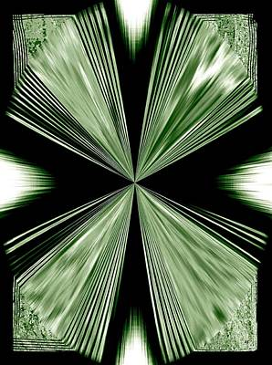 Alluring Digital Art - Magnetism by Will Borden