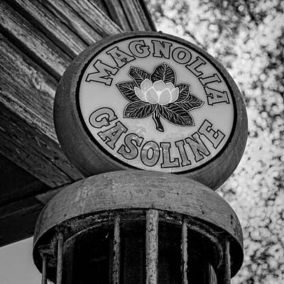 Esso Photograph - Magnolia Gasoline 3 by Stephen Stookey