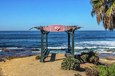 Mahalo Print by Peter Tellone