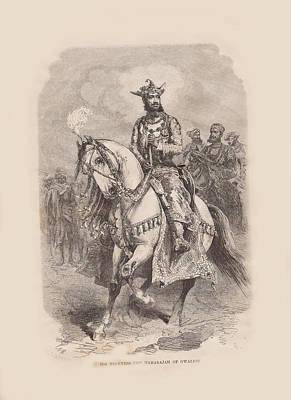 Maharajah Of Gwalior 2 Original by Angela Lautin