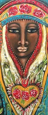 Painting - Maia by Maya Telford