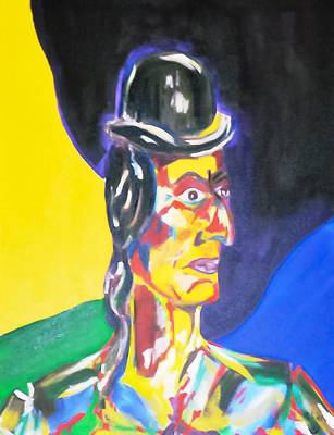 Major Levi Okolona Colbert Print by Kilian Nance