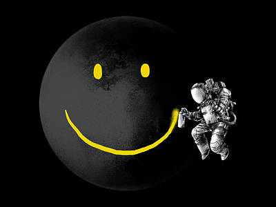 Digital Art - Make A Smile by Carbine