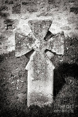Vetheuil Photograph - Malta Cross   by Olivier Le Queinec
