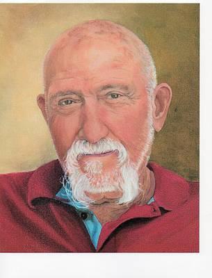 Seafarer Painting - Man Of The Sea by Debra Edelman