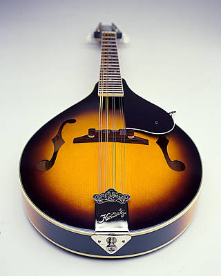 Mandolin Photograph - Mandolin  by Robert Ponzoni