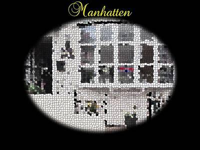 Photograph - Manhattan 3 by Dawn Hay