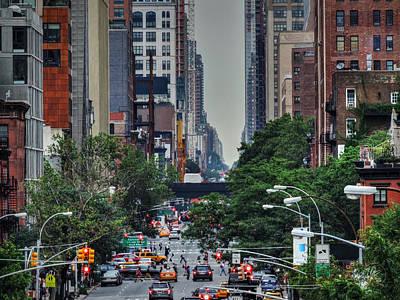 Building Photograph - Manhattan - Chelsea 001 by Lance Vaughn