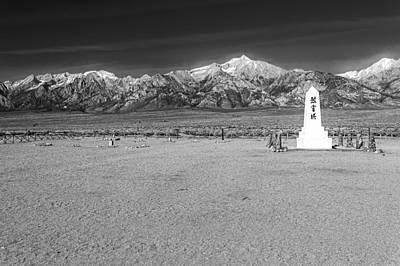 Canon 6d Photograph - Manzanar by Thomas Hall Photography