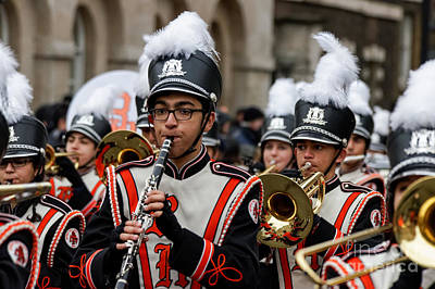 Marching Band Photograph - Marching Band 2 by Marcin Rogozinski