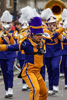 Marching Band Photograph - Marching Band 3 by Marcin Rogozinski