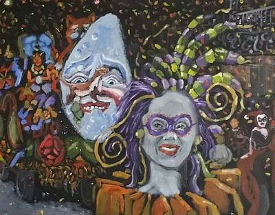 Mardi Gras Paintings For Sale Page 12 Of 22